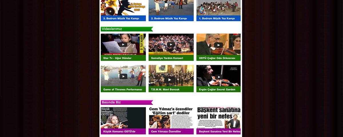 caglar muzik kursu freelancer ankara web tasarim ankara ankara web tasarim